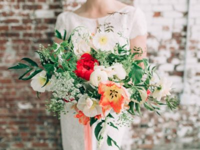 Floral Inspiration for Your Maine Wedding