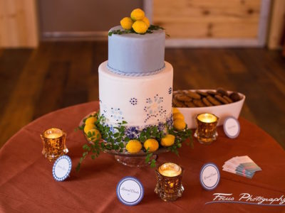 Recommended Vendor: Cakes For All Seasons