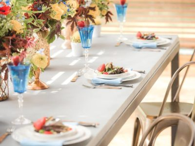 Recommended Vendor: Blue Elephant Events & Catering