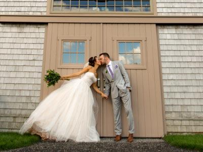 Maine Barn Wedding in Pittston