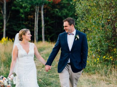 Maine Barn Wedding Sneak Peak