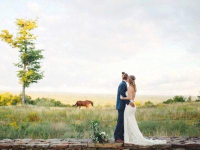 Sneak Peek of Molly and Tim's Wedding