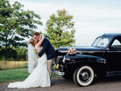 Real Wedding: Jess & Sean